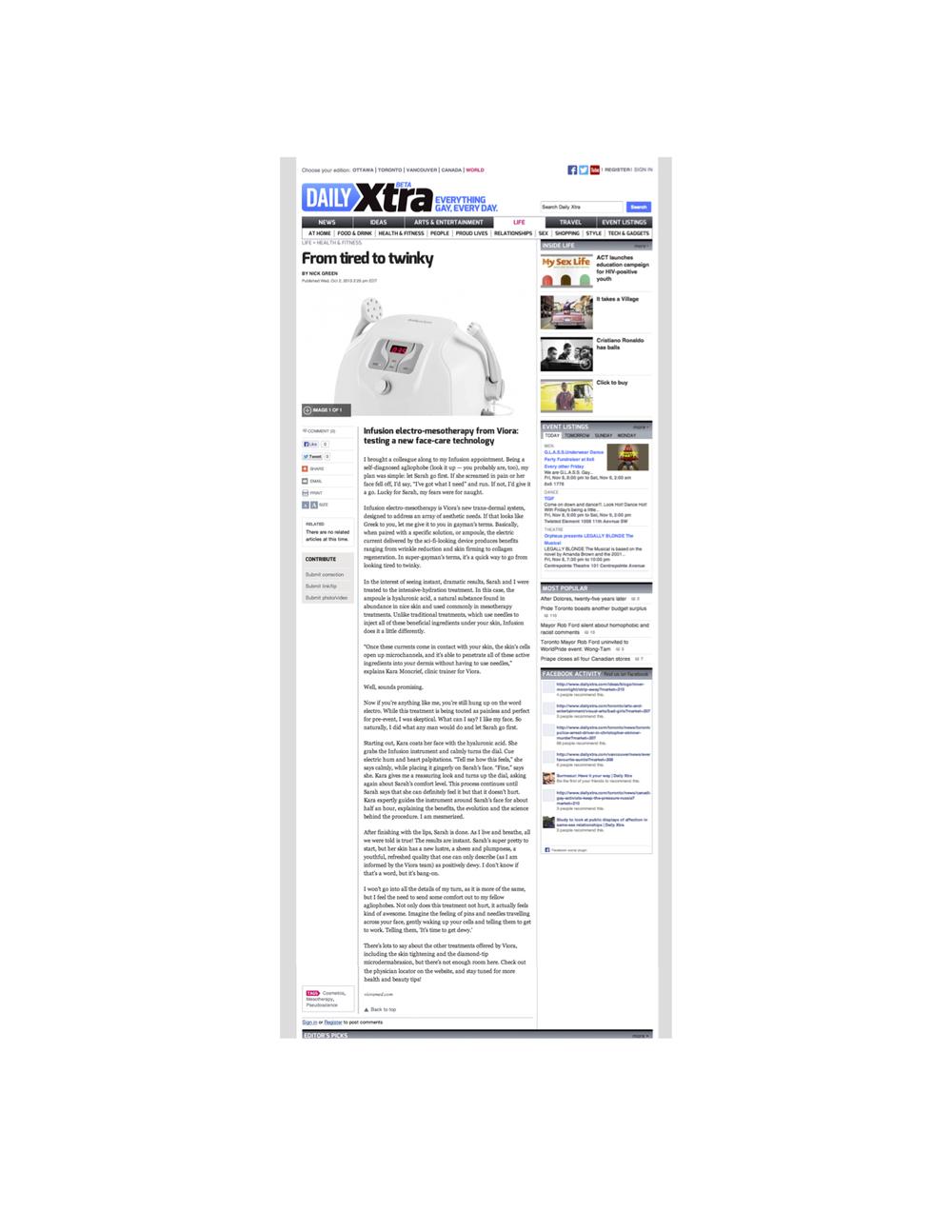 Xtra Magazine