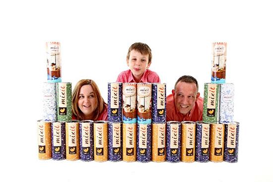 Mixit Canada Healthy Cereal Team