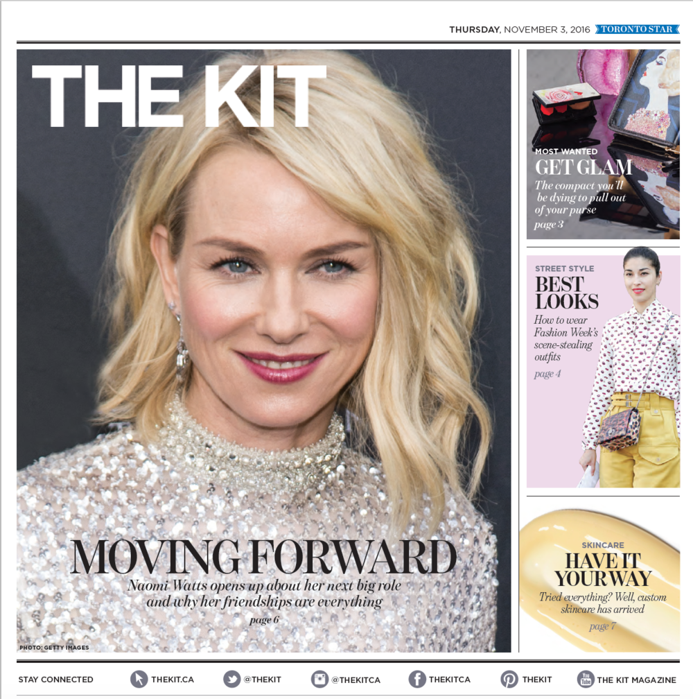 Blend and Boost in The Kit Toronto Star
