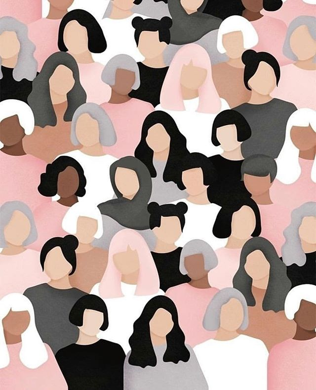 Happy International Women's Day from the Blend PR team! 💓😘 illustration by the talented @valerylemay . . #internationalwomensday #BalanceforBetter #instainternationalwomensday #womenworld #instawomen #instawoman #strongwomen #fearlesswomen