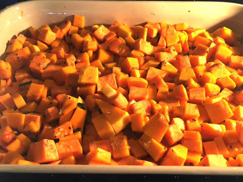 Squash & Potatoes