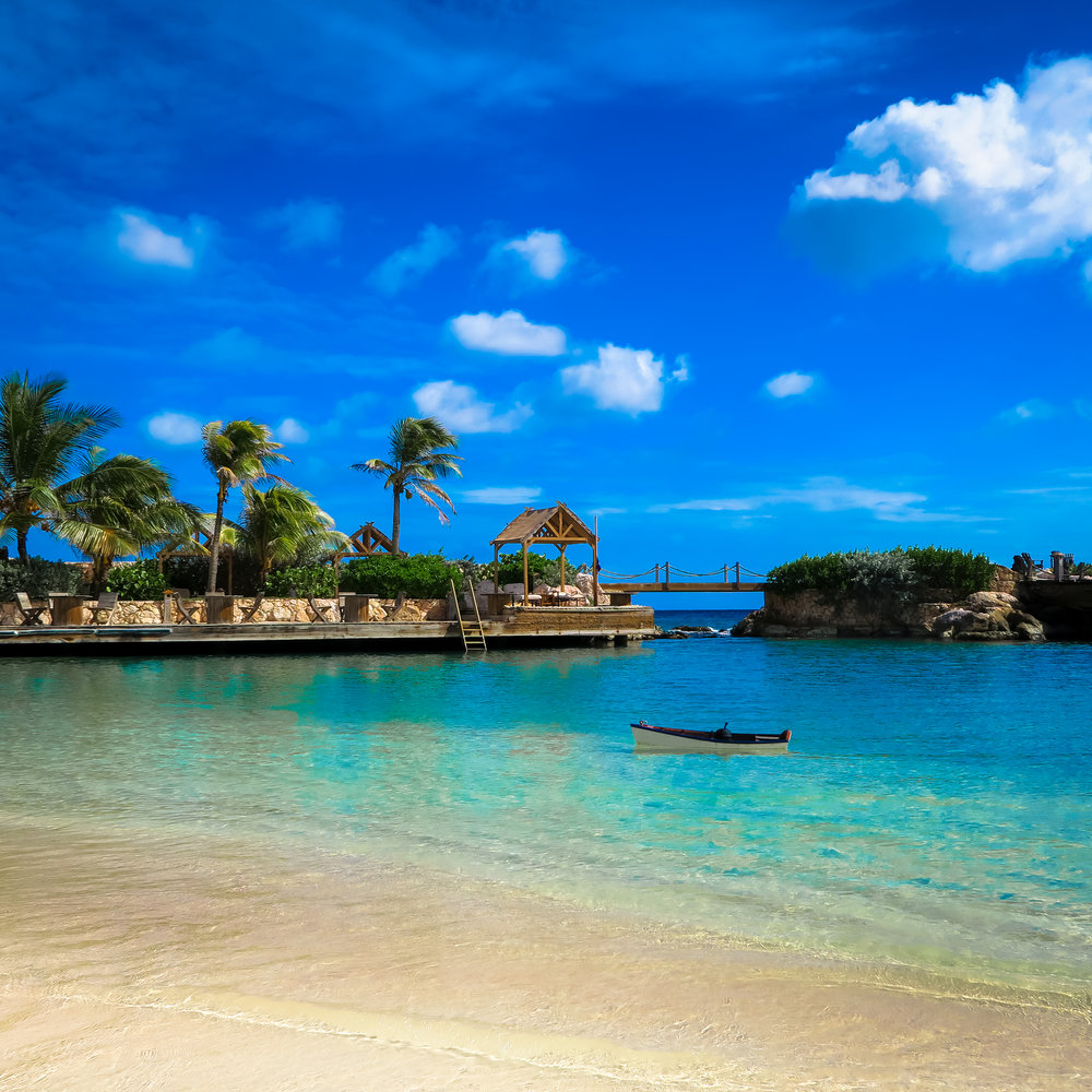 Best Restarents Island Beach