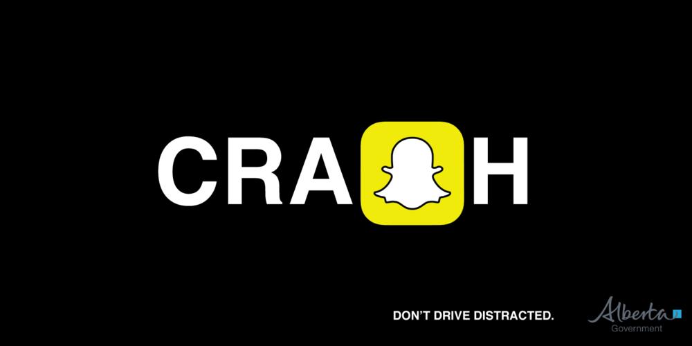 Crash - Snapchat