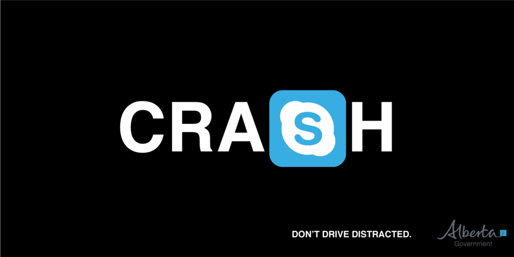 Crash - Skype