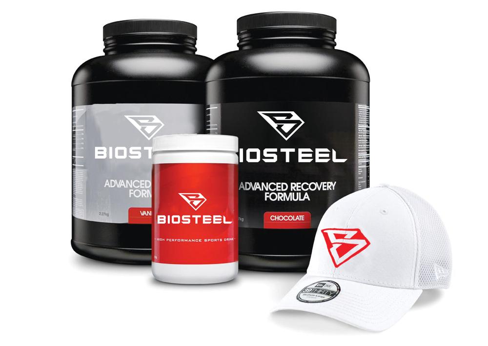 BioSteel Merchandise