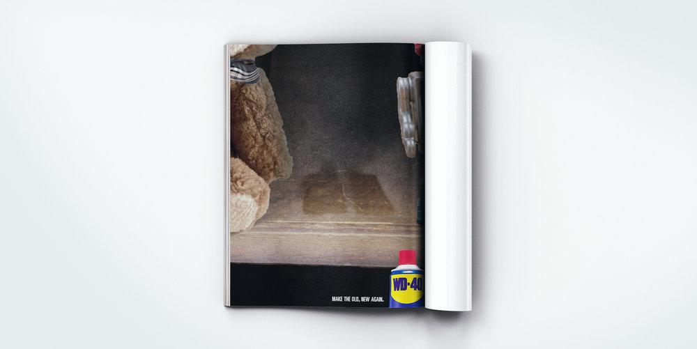 Toy Magazine Mockup