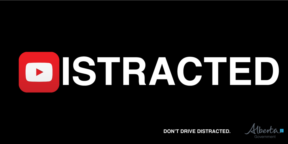 Distracted - Youtube