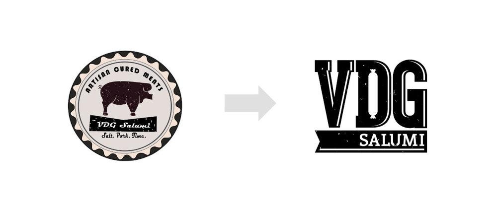 VDG Salumi Logo
