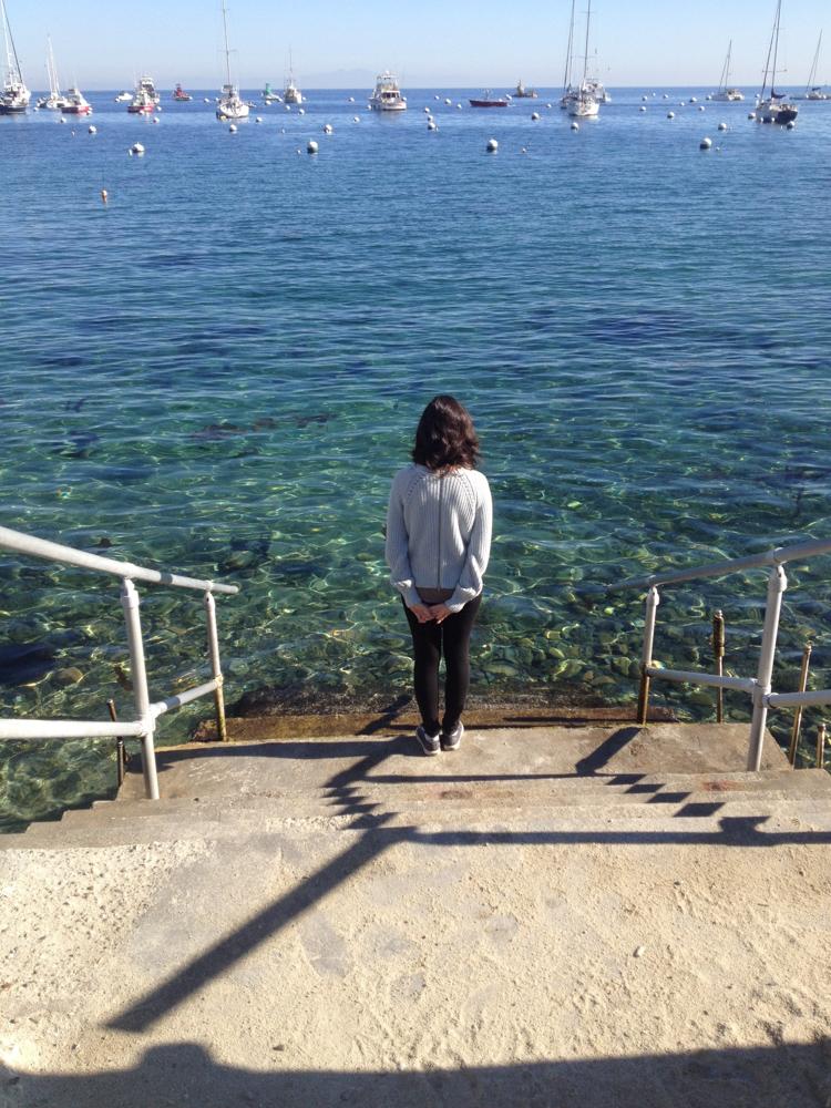 Santa Catalina Island, CA.