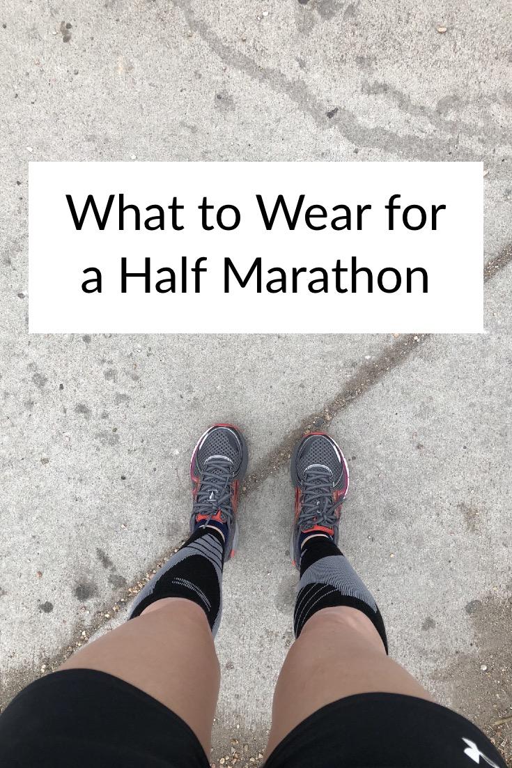 Half-marathon-gear