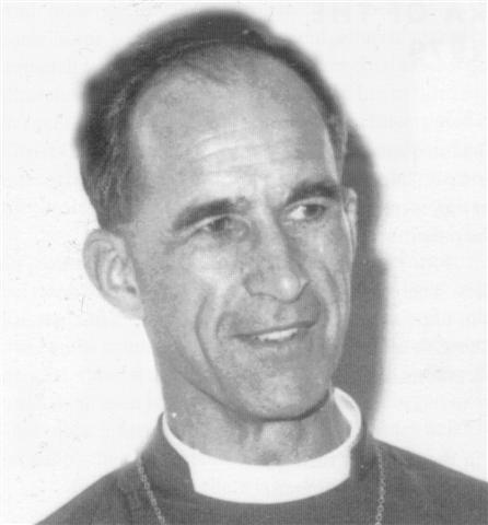 John Basil Rowland Grindrod 1965-1966
