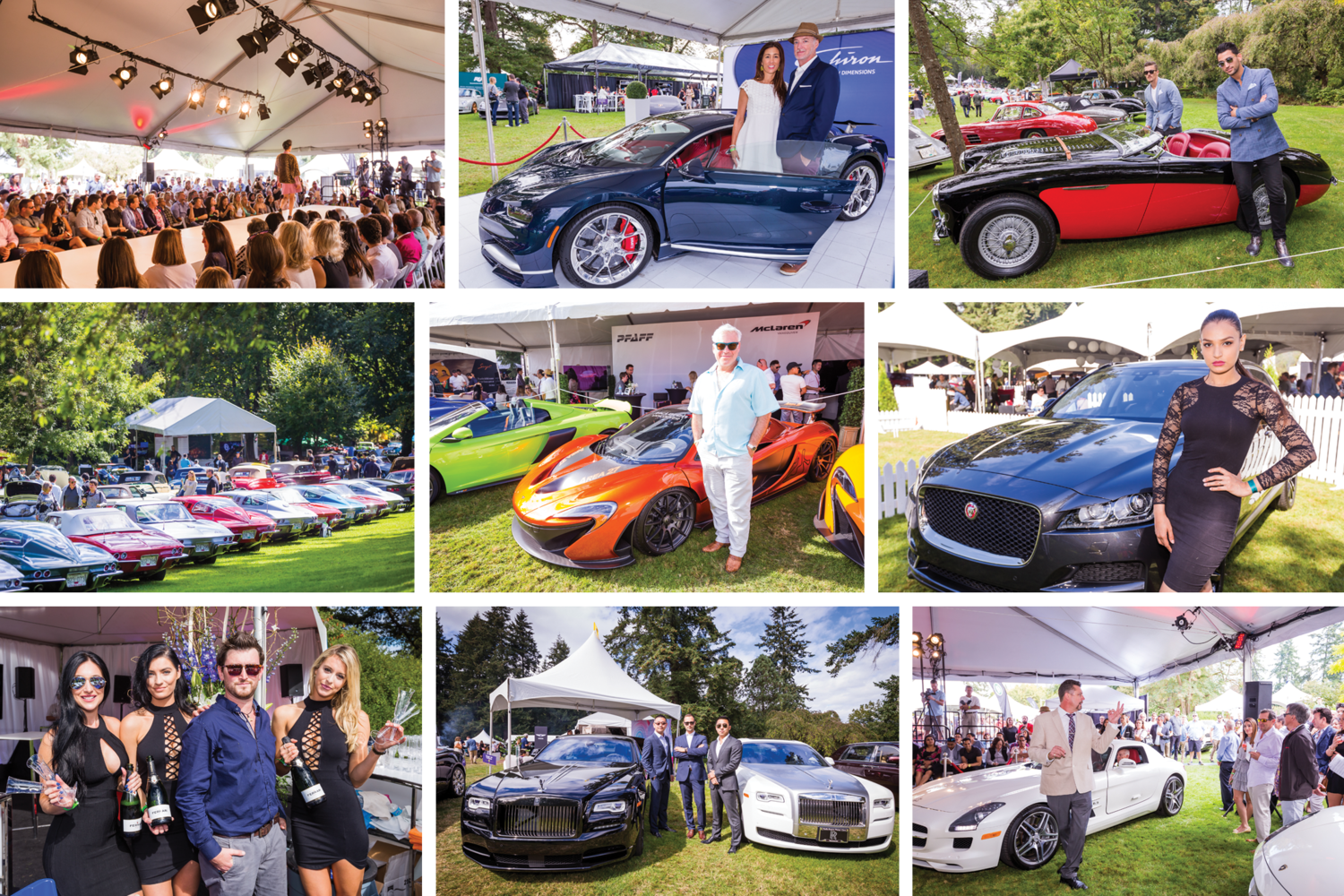 EVENT INFORMATION LUXURY SUPERCAR WEEKEND - Luxury car show