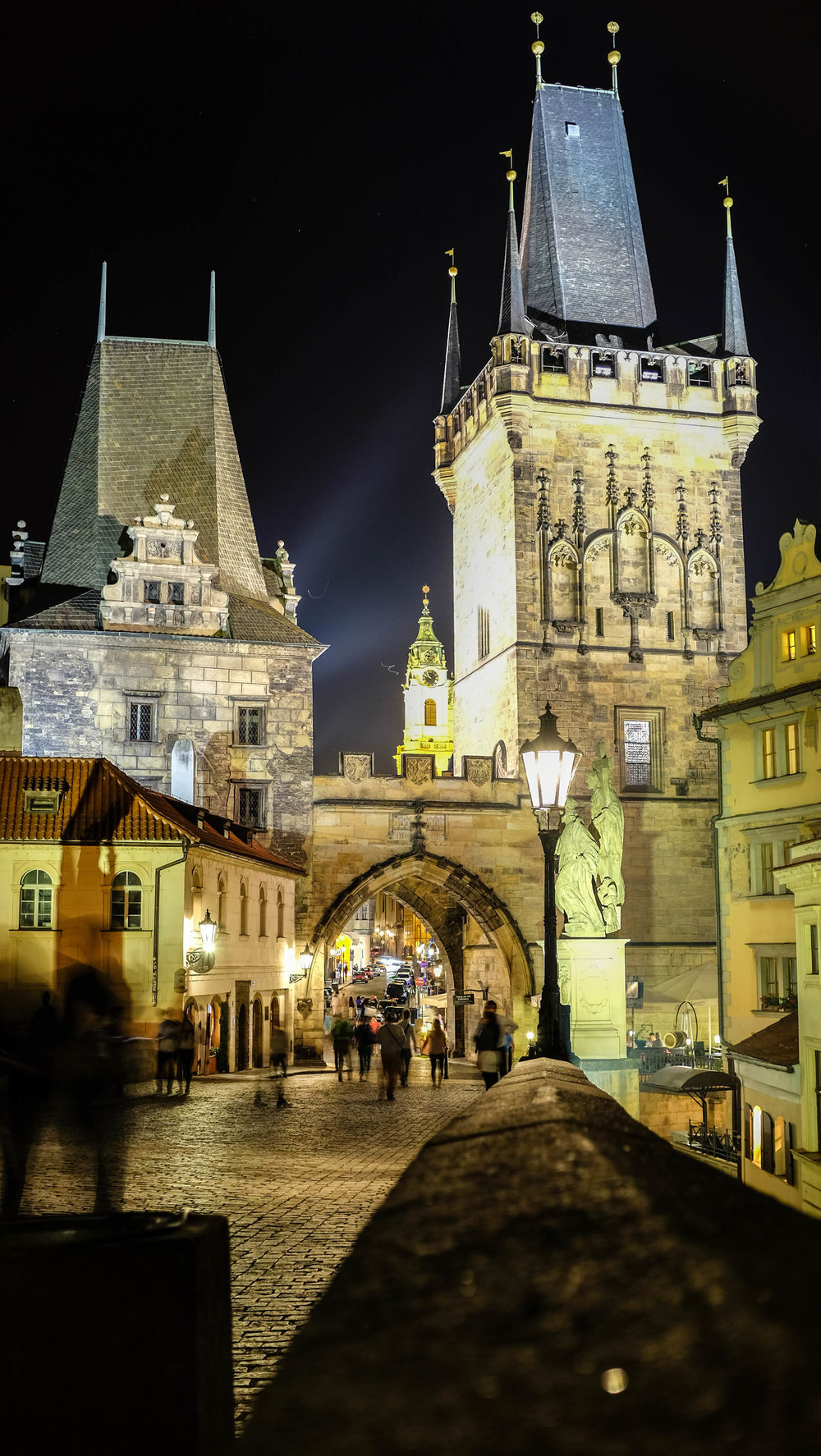 Gate to the Charles Bridge