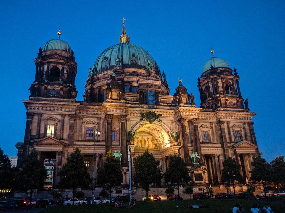 Berliner Dom on Museum Island