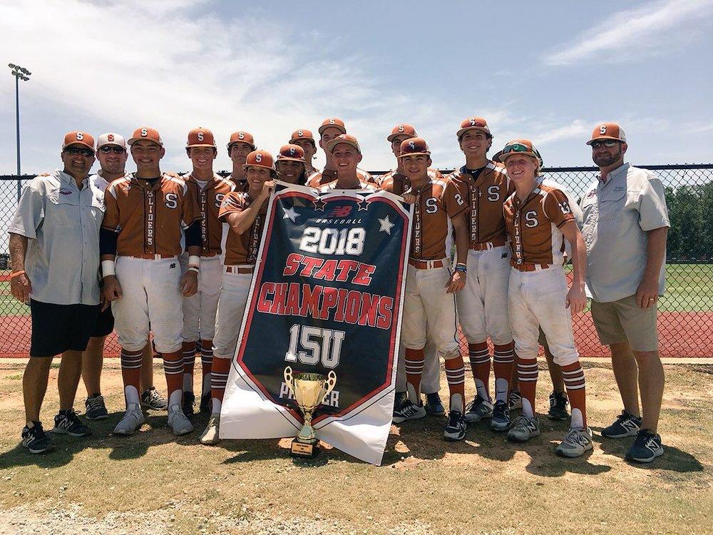 15u Championship (July 19-22) — Texas Premier Baseball