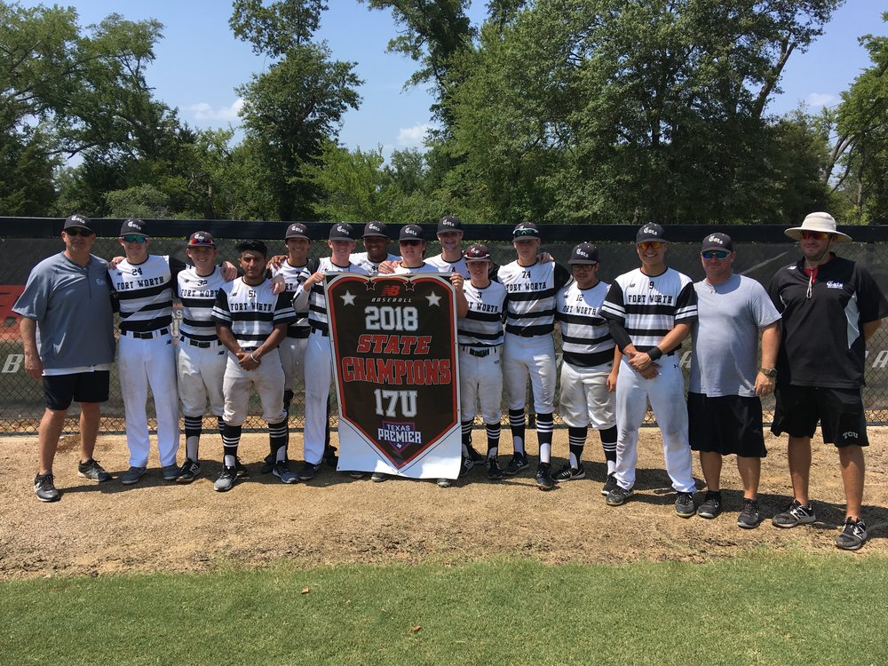 17U TEXAS PREMIER STATE CHAMPIONS - FT. WORTH CATS