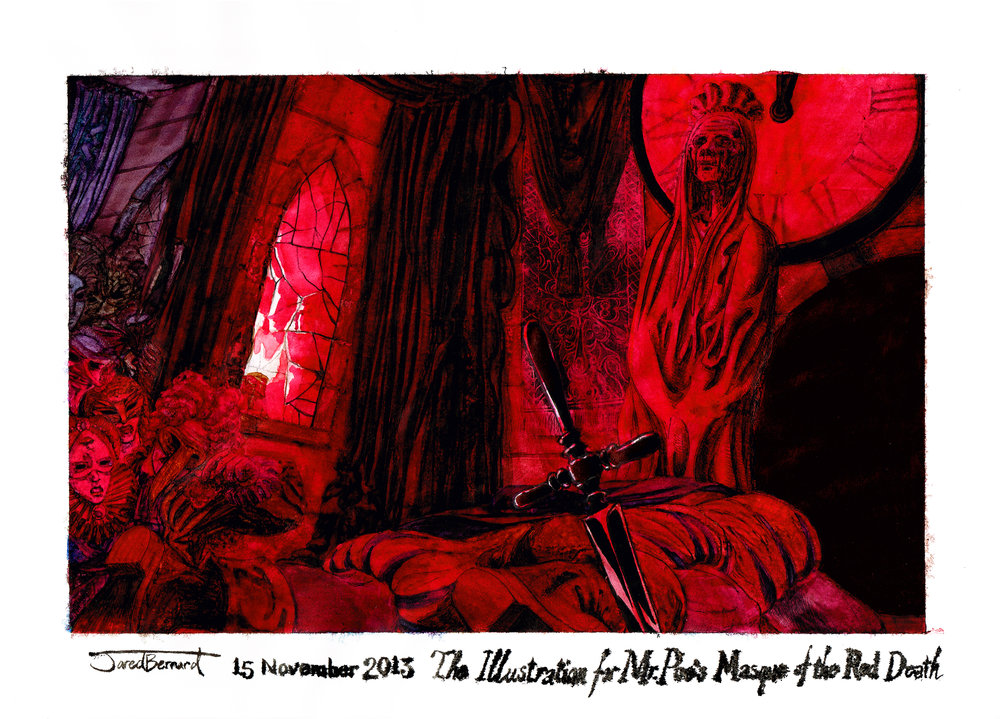 Illustration for Mr Poe's Masque of the Red Death.jpg