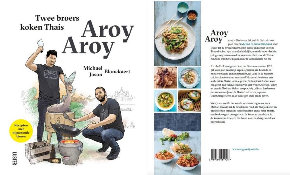 KOOP het Boek: Aroy Aroy