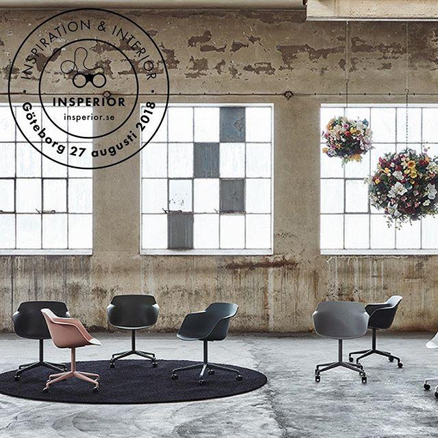 Pax, @materia_ab Design Fredrik Mattson.  #insperior #insperior2018 #clarionpost #materia_ab @fredrik_mattson #fredrikmattson #gbgstadsmission Anmäl dig på www.insperior.se