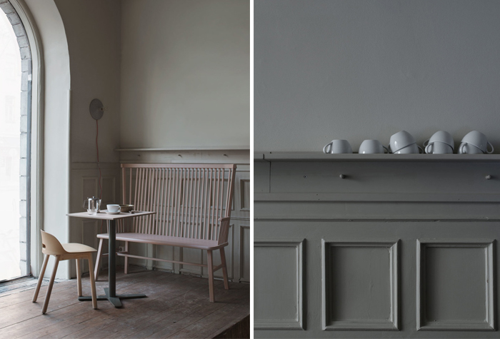 Pom & Flora, diseño de Emma Olbers y Maja Lindahl