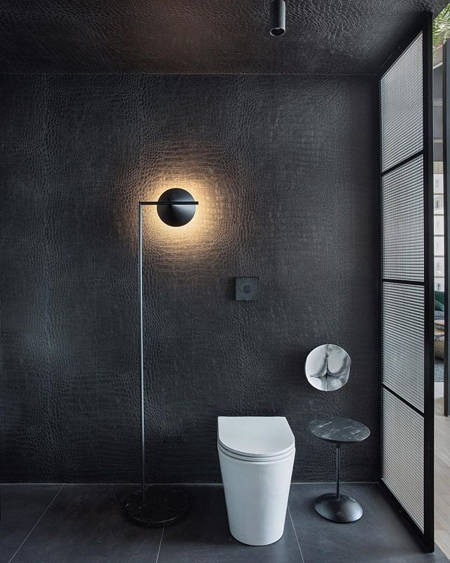 """Banheiro no nosso """"LOFT U"""" para @casacorrio_oficial / @casacor_oficial"""
