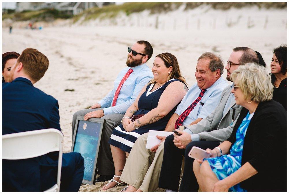 Intimate Beach Wedding Cape Cod Wedding Photographer Yarmouth MA-70.jpg