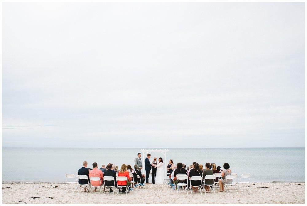 Intimate Beach Wedding Cape Cod Wedding Photographer Yarmouth MA-71.jpg