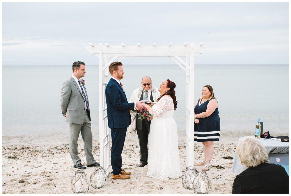 Intimate Beach Wedding Cape Cod Wedding Photographer Yarmouth MA-77.jpg