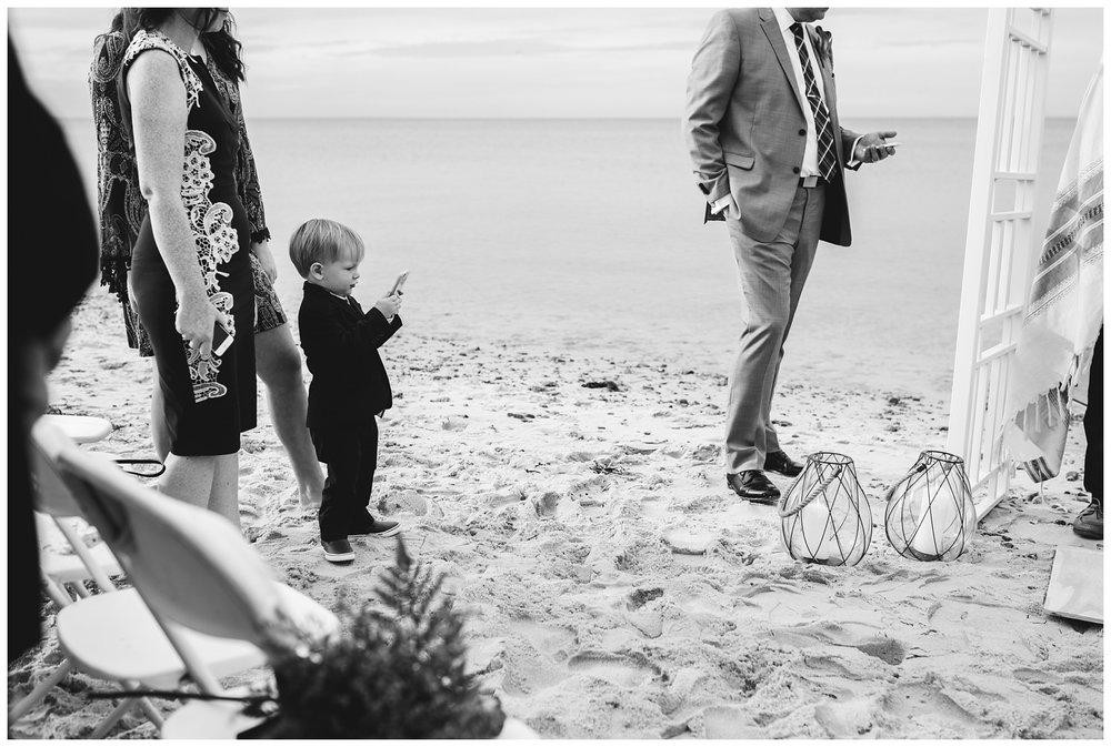 Intimate Beach Wedding Cape Cod Wedding Photographer Yarmouth MA-85.jpg