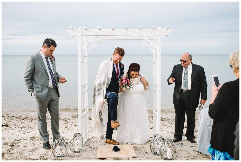 Intimate Beach Wedding Cape Cod Wedding Photographer Yarmouth MA-86.jpg