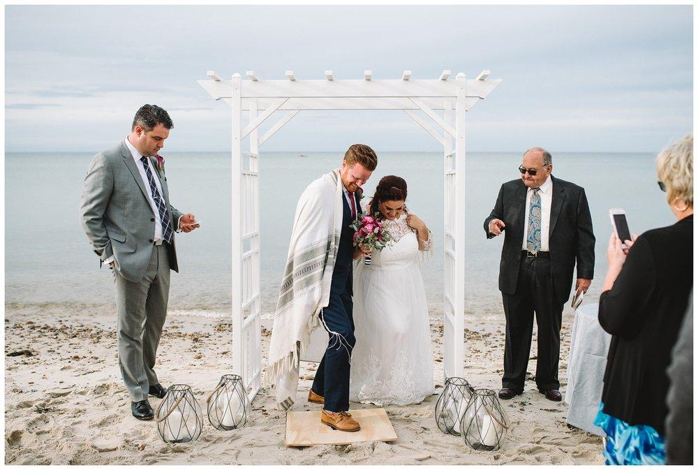 Intimate Beach Wedding Cape Cod Wedding Photographer Yarmouth MA-87.jpg