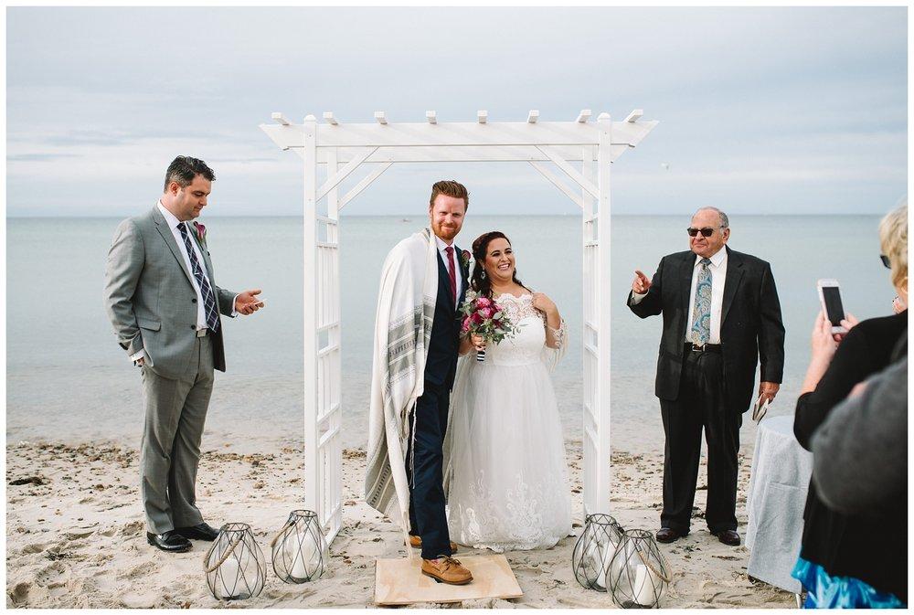 Intimate Beach Wedding Cape Cod Wedding Photographer Yarmouth MA-89.jpg