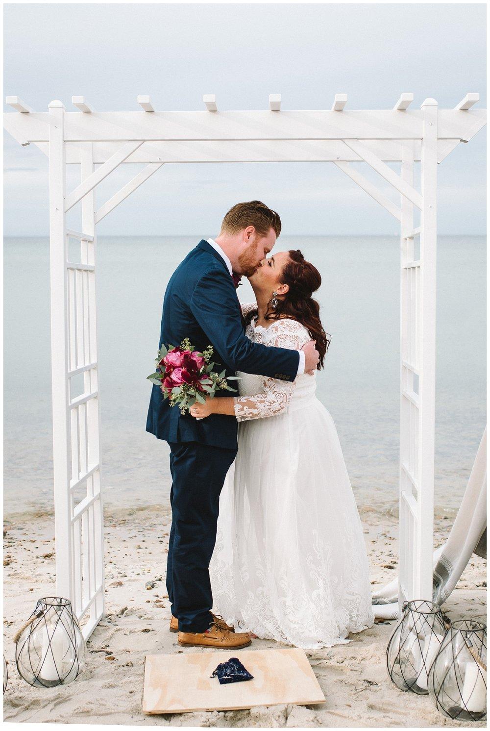 Intimate Beach Wedding Cape Cod Wedding Photographer Yarmouth MA-90.jpg