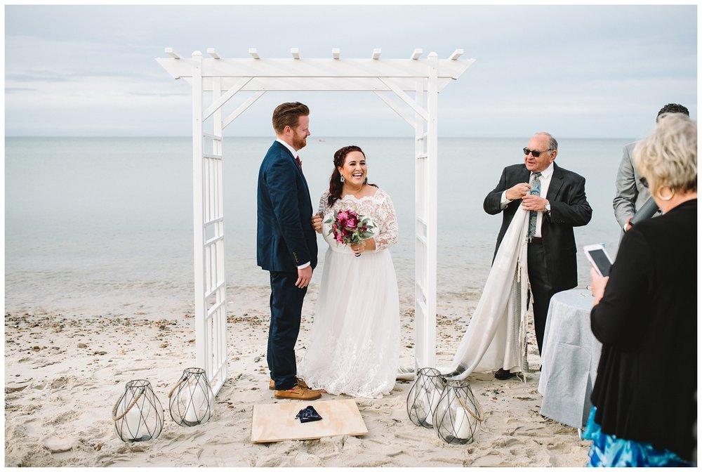 Intimate Beach Wedding Cape Cod Wedding Photographer Yarmouth MA-91.jpg