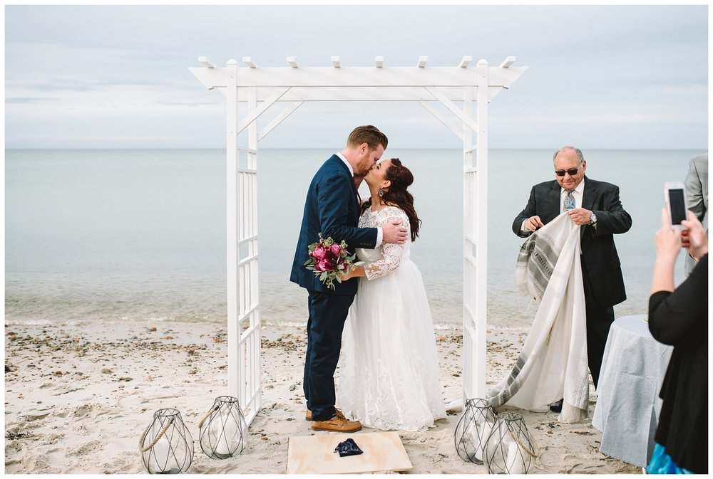 Intimate Beach Wedding Cape Cod Wedding Photographer Yarmouth MA-92.jpg