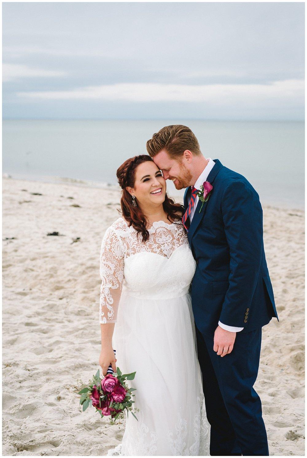 Intimate Beach Wedding Cape Cod Wedding Photographer Yarmouth MA-99.jpg
