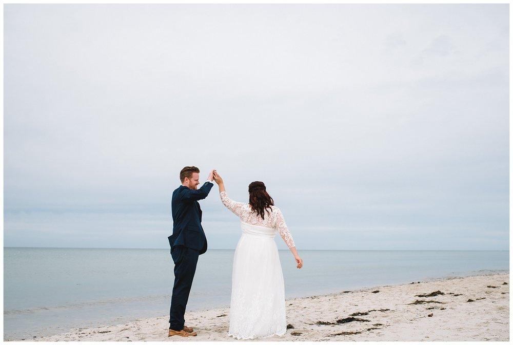 Intimate Beach Wedding Cape Cod Wedding Photographer Yarmouth MA-111.jpg