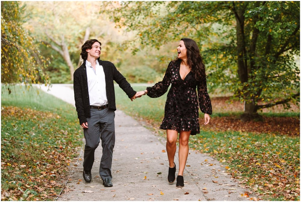 Nicole Ellen Photography Boston Wedding Photographer Arnold Arboretum Engagement Session- 5.jpg