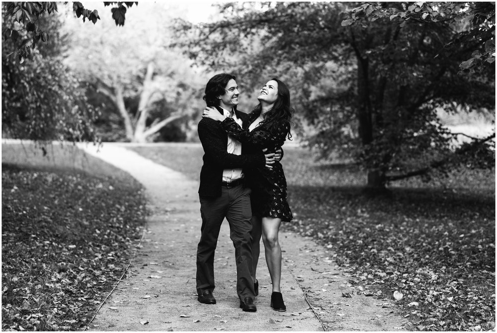 Nicole Ellen Photography Boston Wedding Photographer Arnold Arboretum Engagement Session- 7.jpg