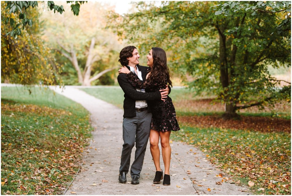 Nicole Ellen Photography Boston Wedding Photographer Arnold Arboretum Engagement Session- 6.jpg
