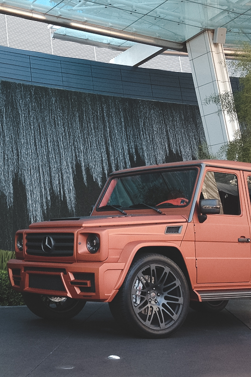 billionaired: G55 by AKA Eurosport
