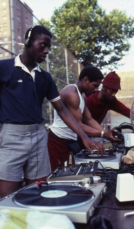 hiphopforhealth: Park Jam at the Patterson Houses, The Bronx,1982.