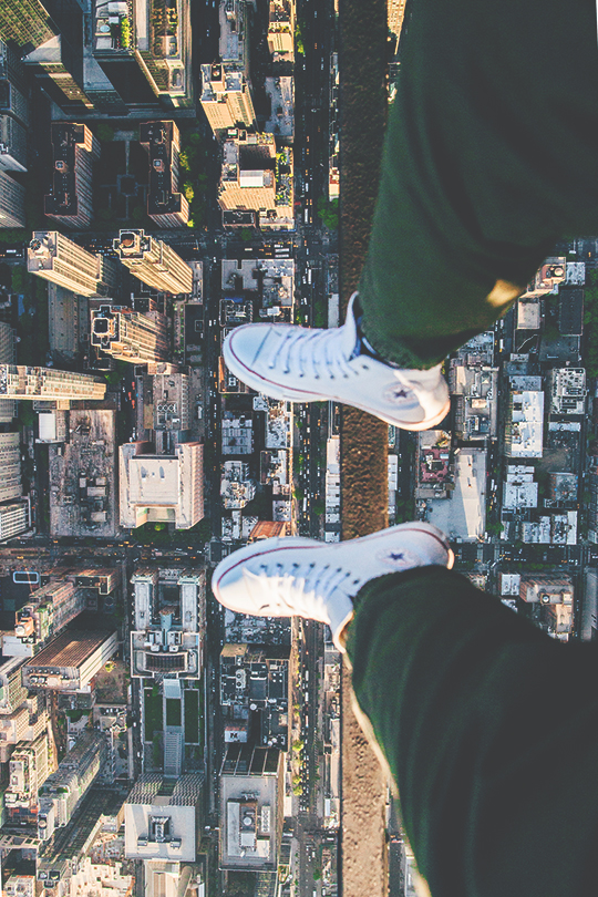 modernambition: On top of New York | MDRNA | Instagram
