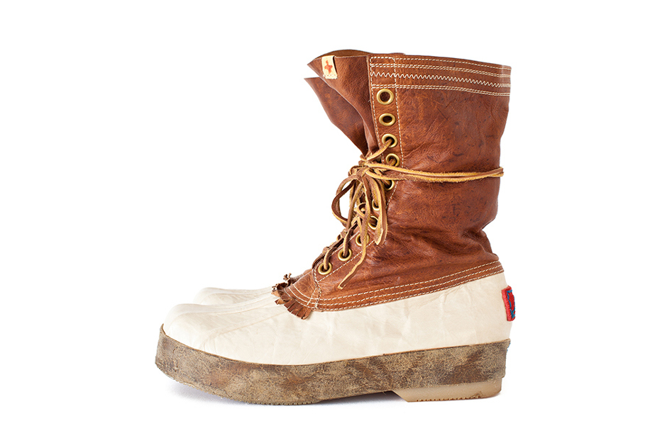 hypebeast: visvim 2015 Fall/Winter DECOY DUCK BOOT ALU-FOLK Successfully combining heritage design ideals with modern day footwear technicality.