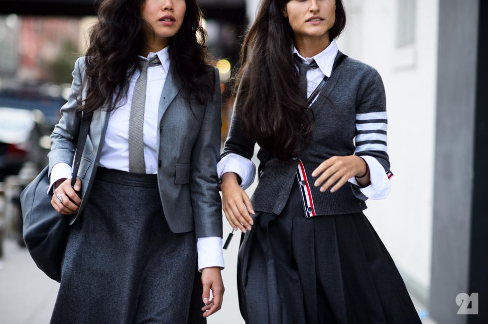 billidollarbaby: New York Fashion Week || Streetstyle