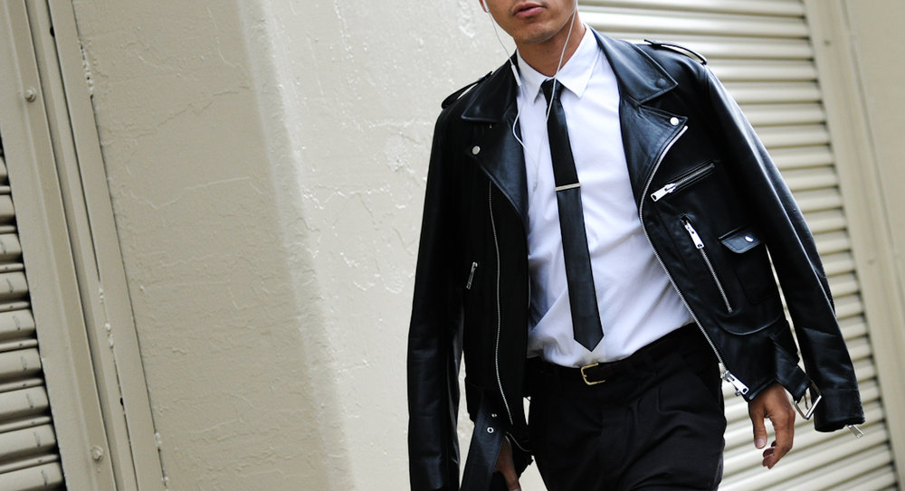 death-de-dior: New York Fashion Week: Men's Street Style Part III