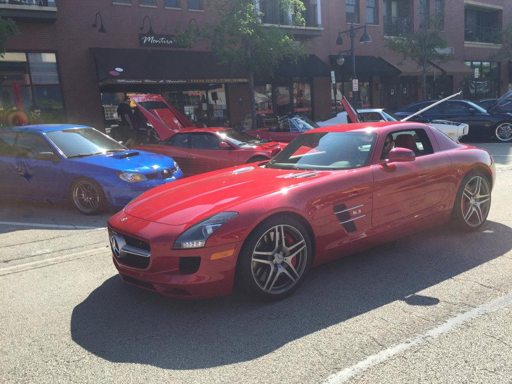 bim16: Mercedes SLS AMG