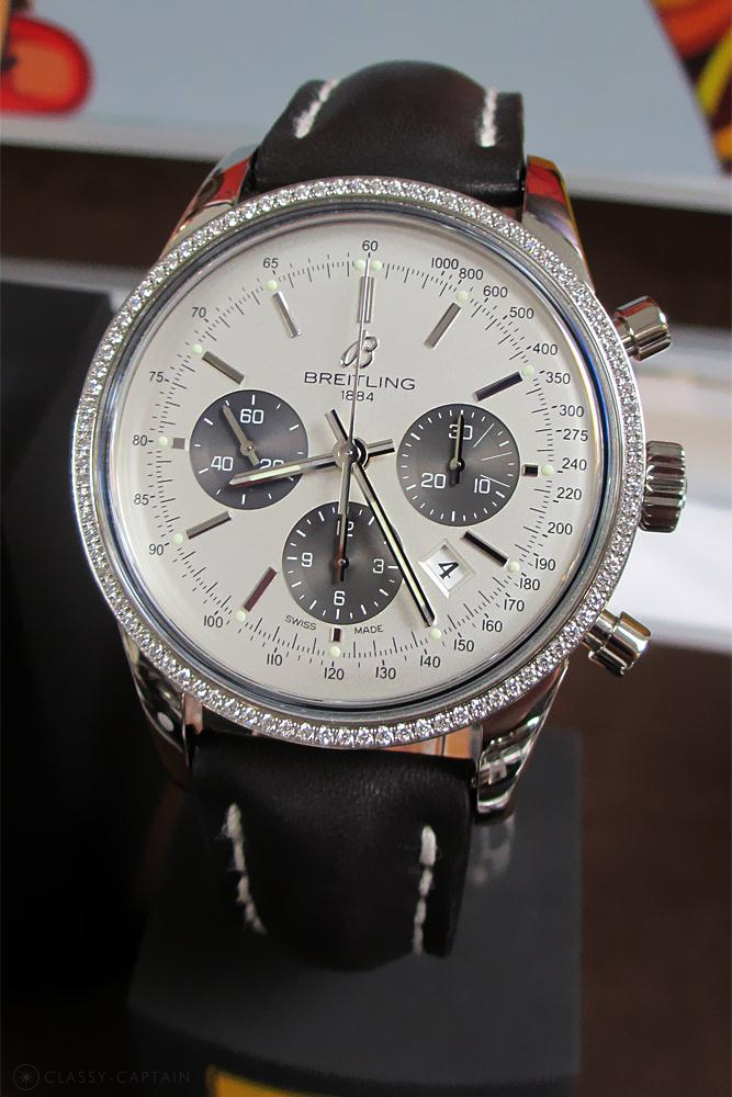classy-captain: Breitling watch by classy-captain