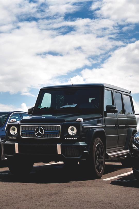 italian-luxury: G by AMG