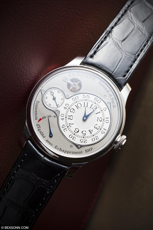 bexsonn: F.P. Journe Chronometre Optimum Read the Full Post